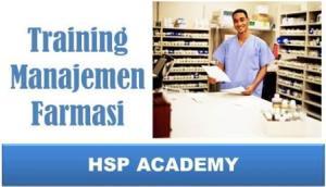 Training Manajemen Farmasi