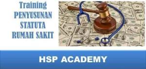 Training Penyusunan Statuta Rumah Sakit